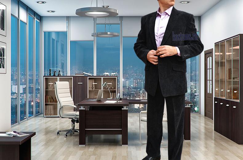е. Вельветовые мужские костюмы от нашего магазина подойдут как стильные костюмы современного делового человека, будут кстати и на праздники